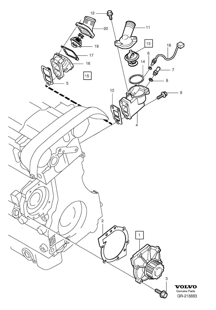 2006 volvo xc90 engine diagram finally a vacuum hose diagram the language of diy swedish motor repairs pinterest volvo xc90 volvo and engine