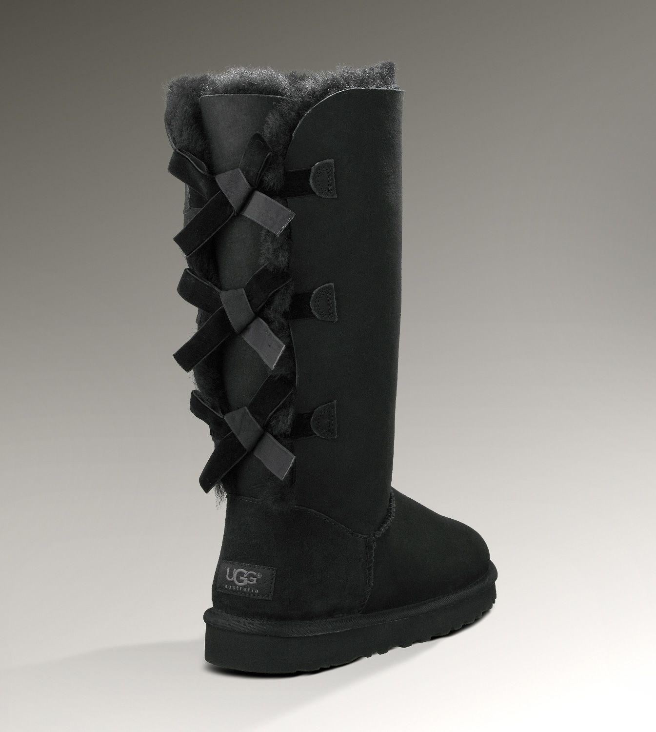 UGG® Bailey Bow Tall for Women | Tall Sheepskin Boots at UGGAustralia.com