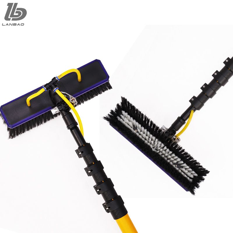 30 Ft Telescopic Pole For Water Fed Pole High Rise Window Cleaning Brush Window Cleaning Pole Window Cleaner High Rise Window Cleaning