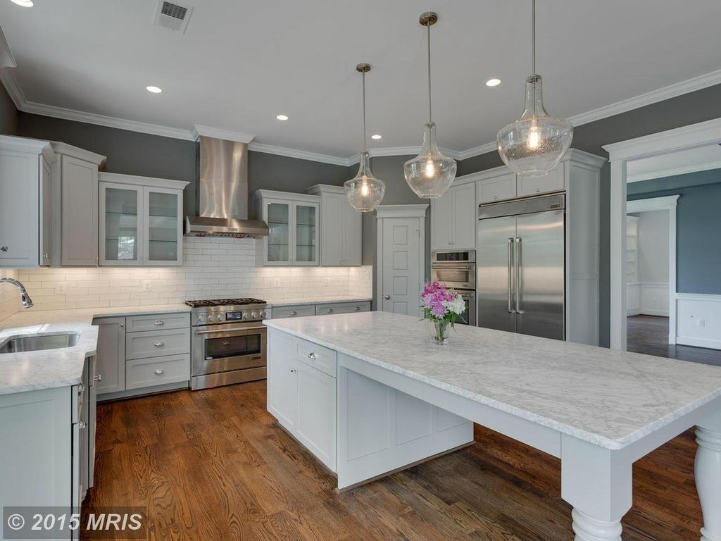 kitchen island and table pre made cabinets traditional with large kitchendesigns homechanneltv com