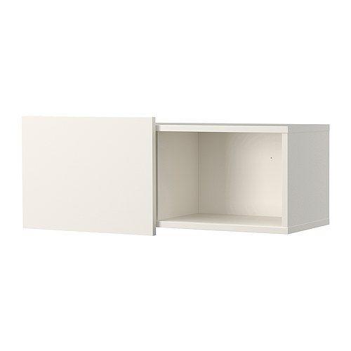 Agreable BRIMNES Élément Mural Porte Coulissante IKEA A Monter Au Mur Au Dessus Ou à  Côté