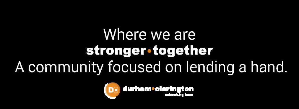 Durham / Clarington Networking Team Website Networking