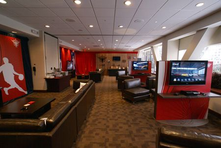 Sony NBA Players Lounge