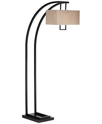 Aiden Place Arc Floor Lamp Floor Lamp Arc Floor Lamps