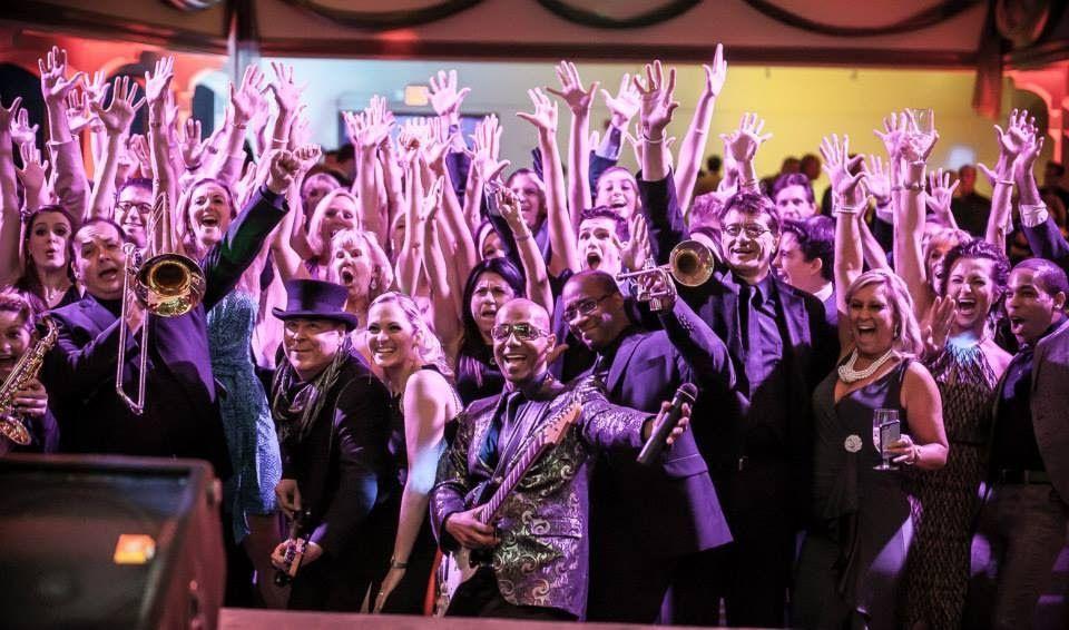 New Year's Eve Band Orlando Palm springs wedding