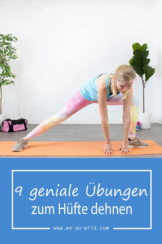 Photo of Hüfte dehnen – Die 9 besten Stretches für deine Hüften – WE GO WILD
