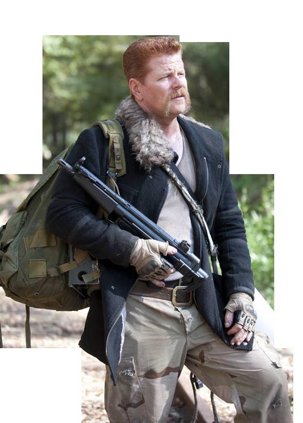 The Walking Dead Wölfe