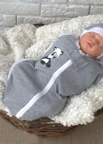 Пеленка-кокон на молнии для новорожденных   Für Babys   Baby sewing ... a84ce75d4f8
