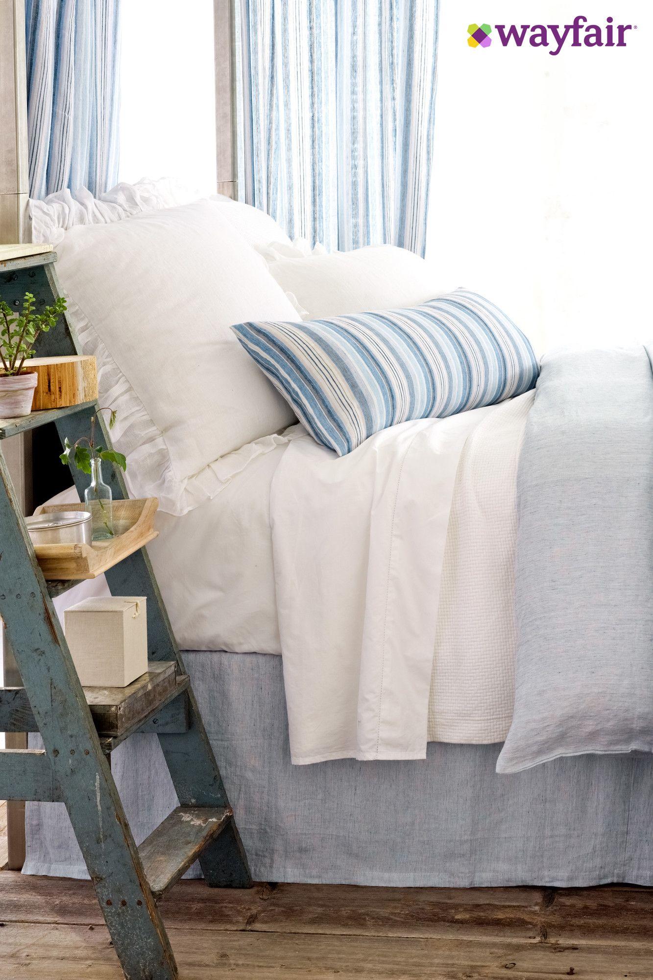 Sugarhouse Comforter Set Influencer Linen Duvet