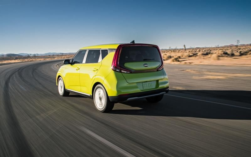Kia Soul Ev 2020 Kia Soul Dream Cars Four Wheel Drive
