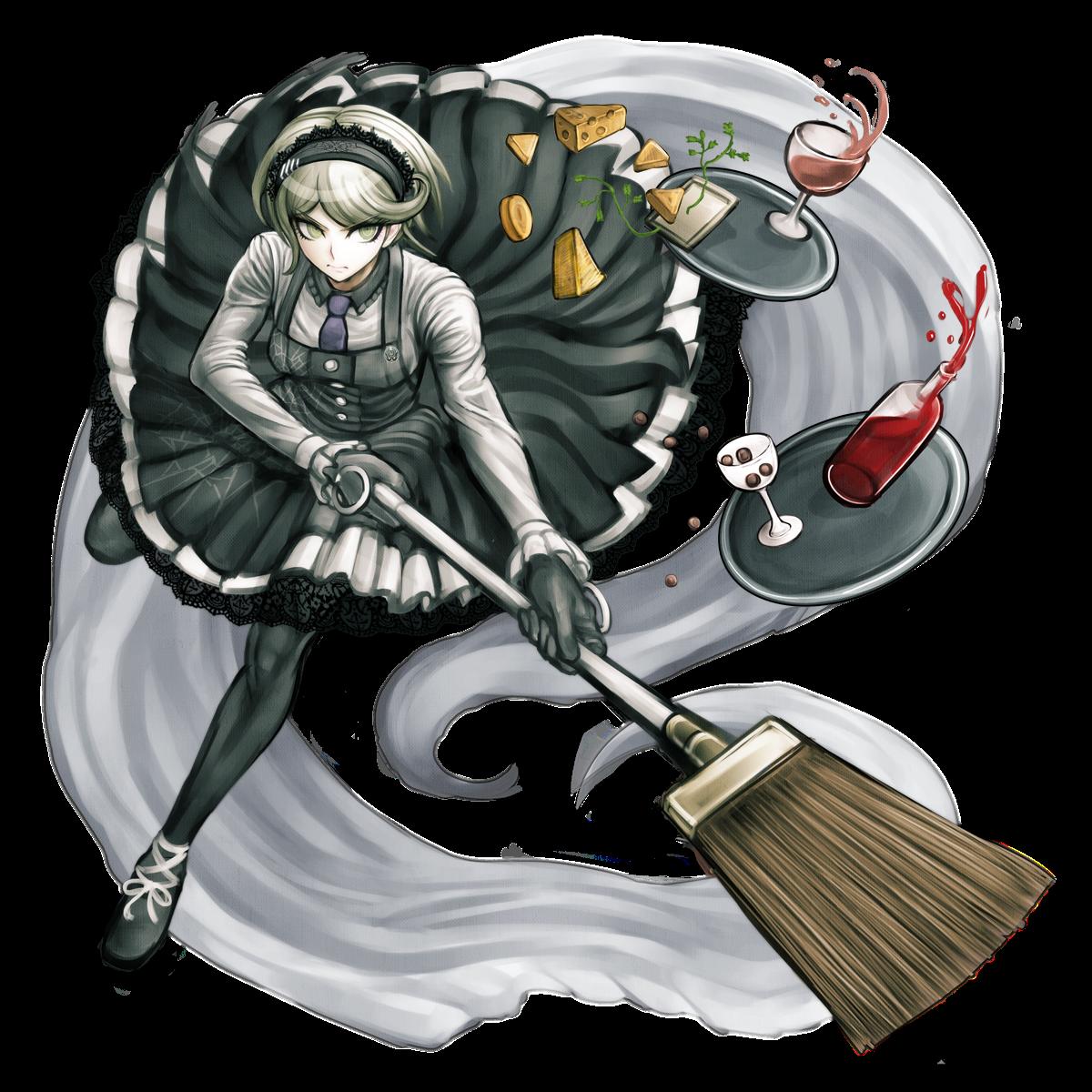Kirumi Tojo Ultimate Maid Fate: Executed | Danganronpa