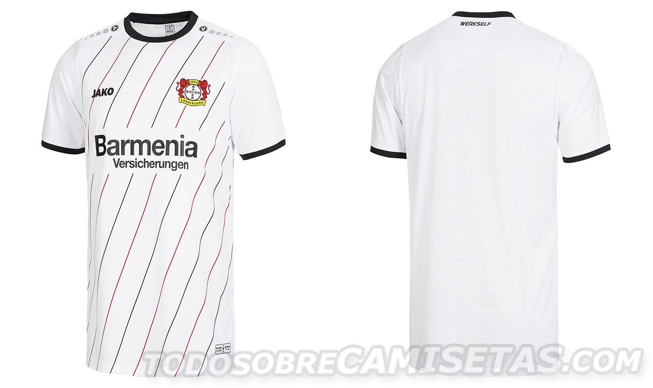 Bayer 04 Leverkusen Trikot Pin Badge Home 2016//17 Barmenia NEU
