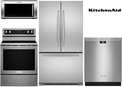 Merveilleux Best Kitchenaid Appliance Packages (Reviews / Ratings / Prices)