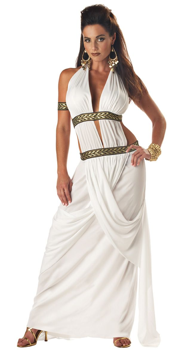 0d9d36fb25fa Spartan Queen Costume | Cosplayyyyy | Queen halloween costumes, Toga ...