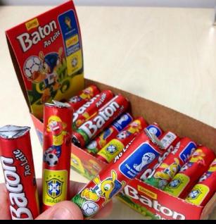 Chocolates Garoto lança novo Baton em comemoração à Copa do Mundo da FIFA…