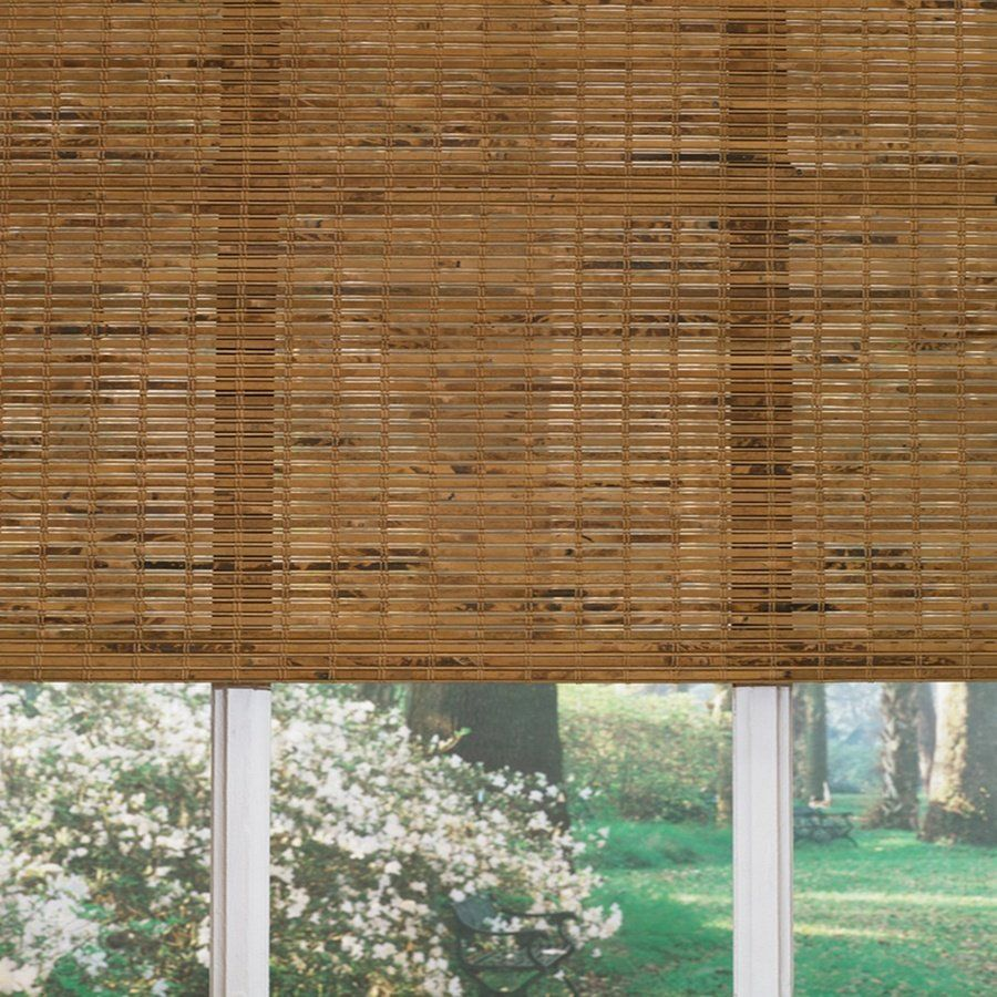 Pin by Carolyn Peters on Office   Shades blinds, Woven wood blind ...