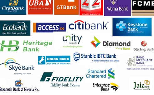 List Of Banks In Nigeria, Logos And Websites Nigerian