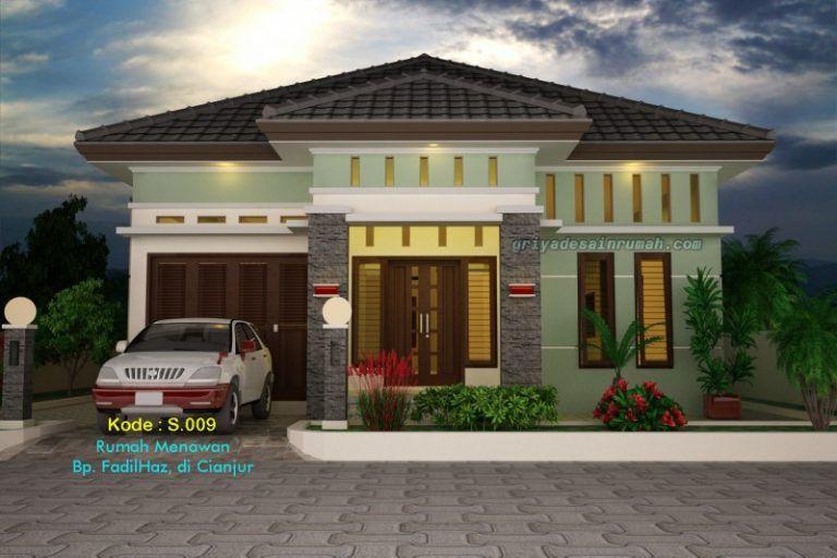 Desain Rumah 1 Lantai Rumah Minimalis Desain Rumah Renovasi Rumah