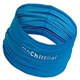 Chill Pal Blue Cooling Towel Band Stay Cool Towel Cold Towel
