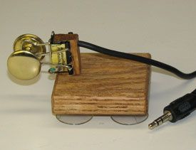 K9LU Bulldog Iambic CW Paddle   Code   Morse code, Ham radio