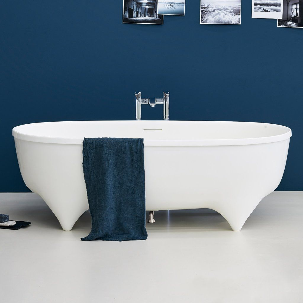 Clearwater Vigore Natural Stone Freestanding Bath 1700 X 760mm