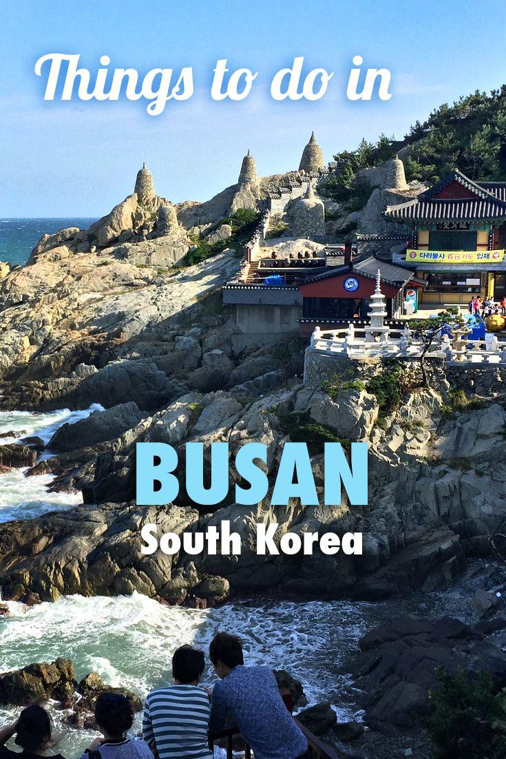 Things To Do In Busan South Korea Busan South Korea And Korea - 12 things to see and do in south korea