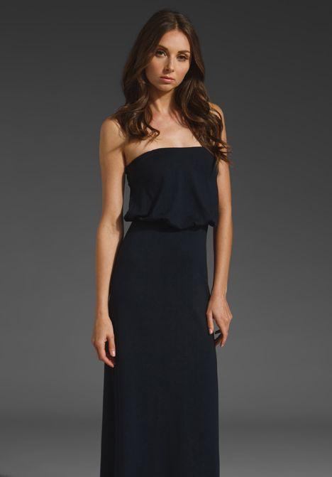 6979436924bb4 SUSANA MONACO Light Supplex Blouson Tube Maxi Dress | Fashion | Tube ...