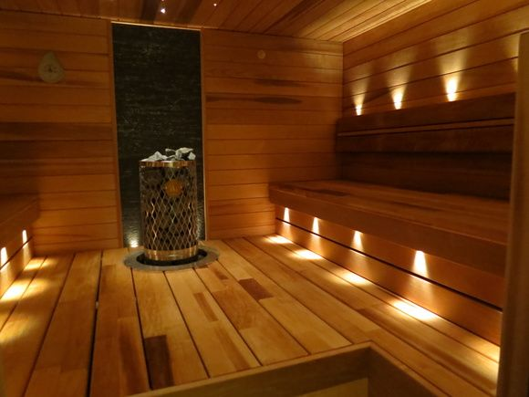 kylpyhuone,sauna,kiuas,haapalankku,led