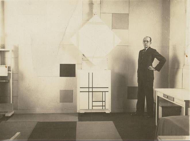 Atelier Mondriaan