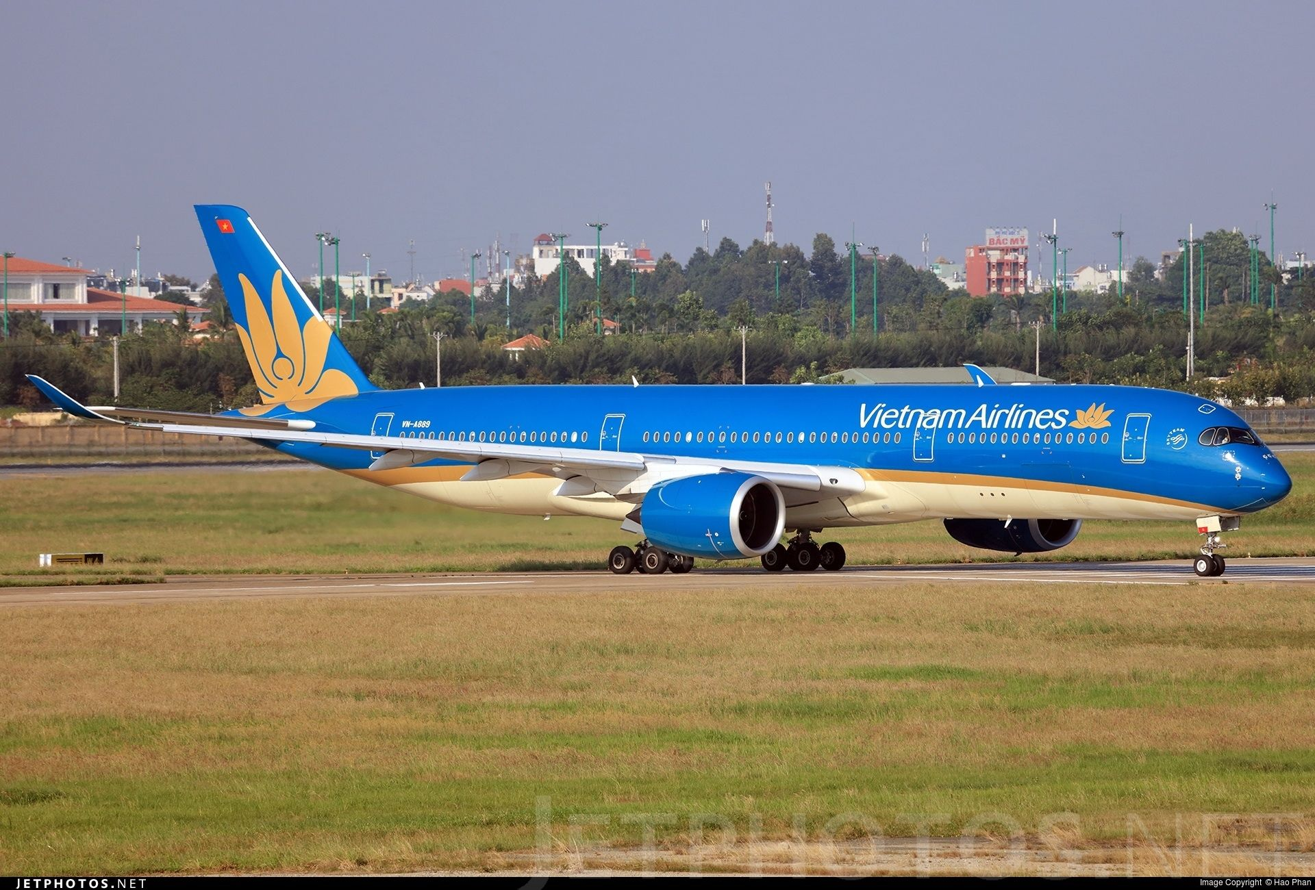 Vietnam Airlines Airbus A350 941xwb Vietnam Airlines Airbus Airlines