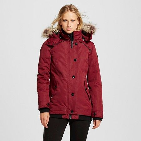 880e91ba5e56 Women s Fashion Jackets Emma Red - Koldtek   Target
