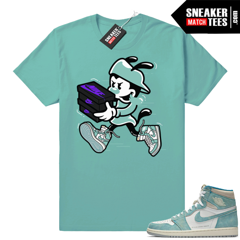 b5a199fe9f5f8 Turbo Green Jordan 1 - Jordan Sneaker Match Clothing Shop in 2019 ...