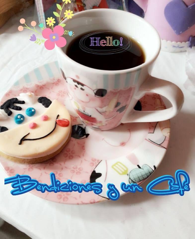 ¡Un Bonito Día Para Disfrutar Y Muchos Cafés Para