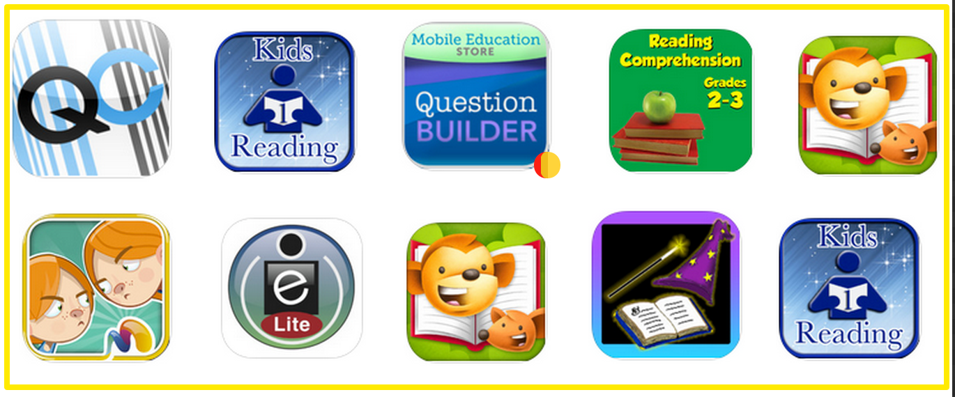 8 Excellent IPad Apps To Enhance Students Reading