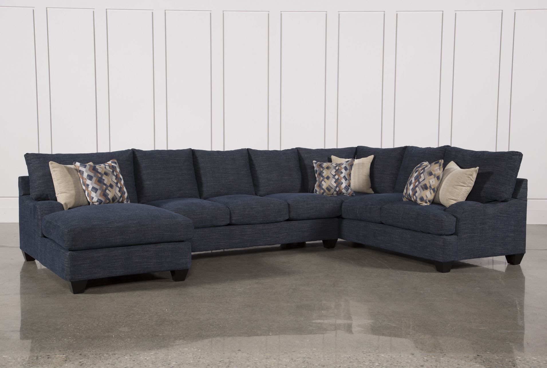 Sofa Reclinavel Como Inclinar Sierra Down 3 Piece Sectional W Laf Chaise In 2019 Sofas And