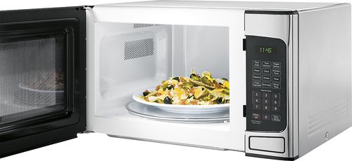 Ge Profile Pem31sfss 1 1 Cu Ft Countertop Microwave Oven With