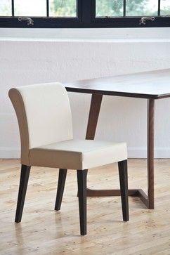 Perry Dining Table And Jackson Dining Chair By Nuans Design