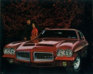 1972 PontiacLeMans