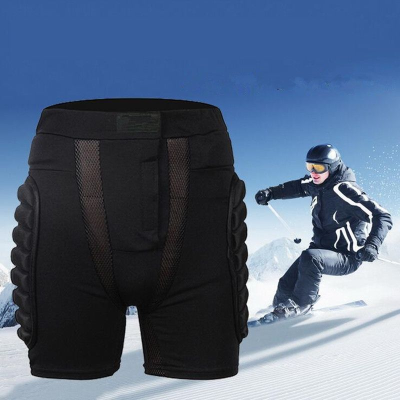 Skiing Snowboards Skating Mountain Bike Body Armour Trousers Protective Pants