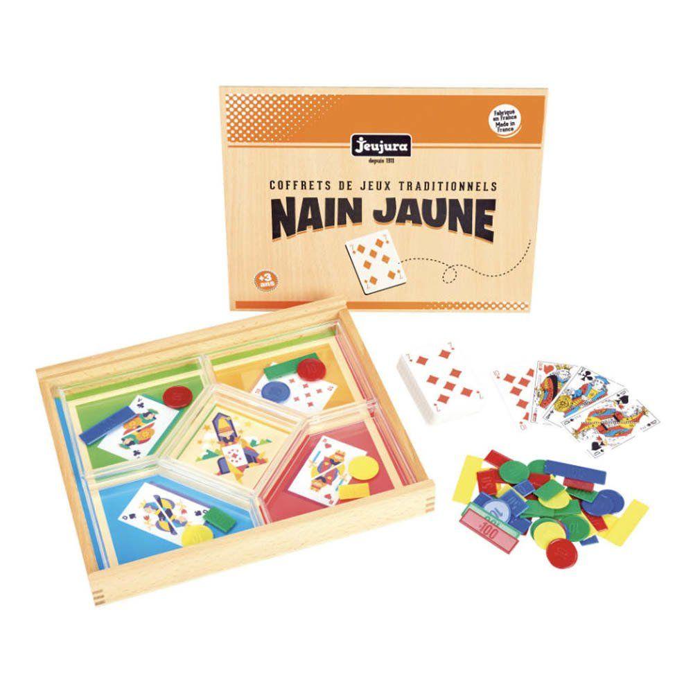 Jeu du Nain Jaune Natural | Cards, Games, Toys