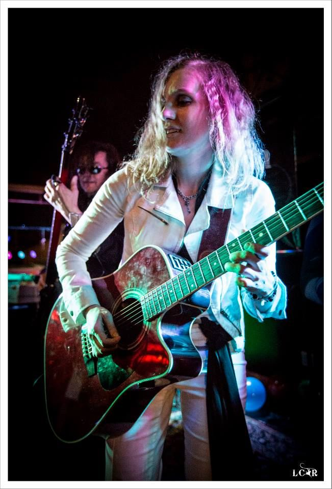 Music Videos And Mayhem With Undiscovered Female Lead Guitarist Lindy Day Specializing In Acoustic Classical Electric Guitar Originals Session Work