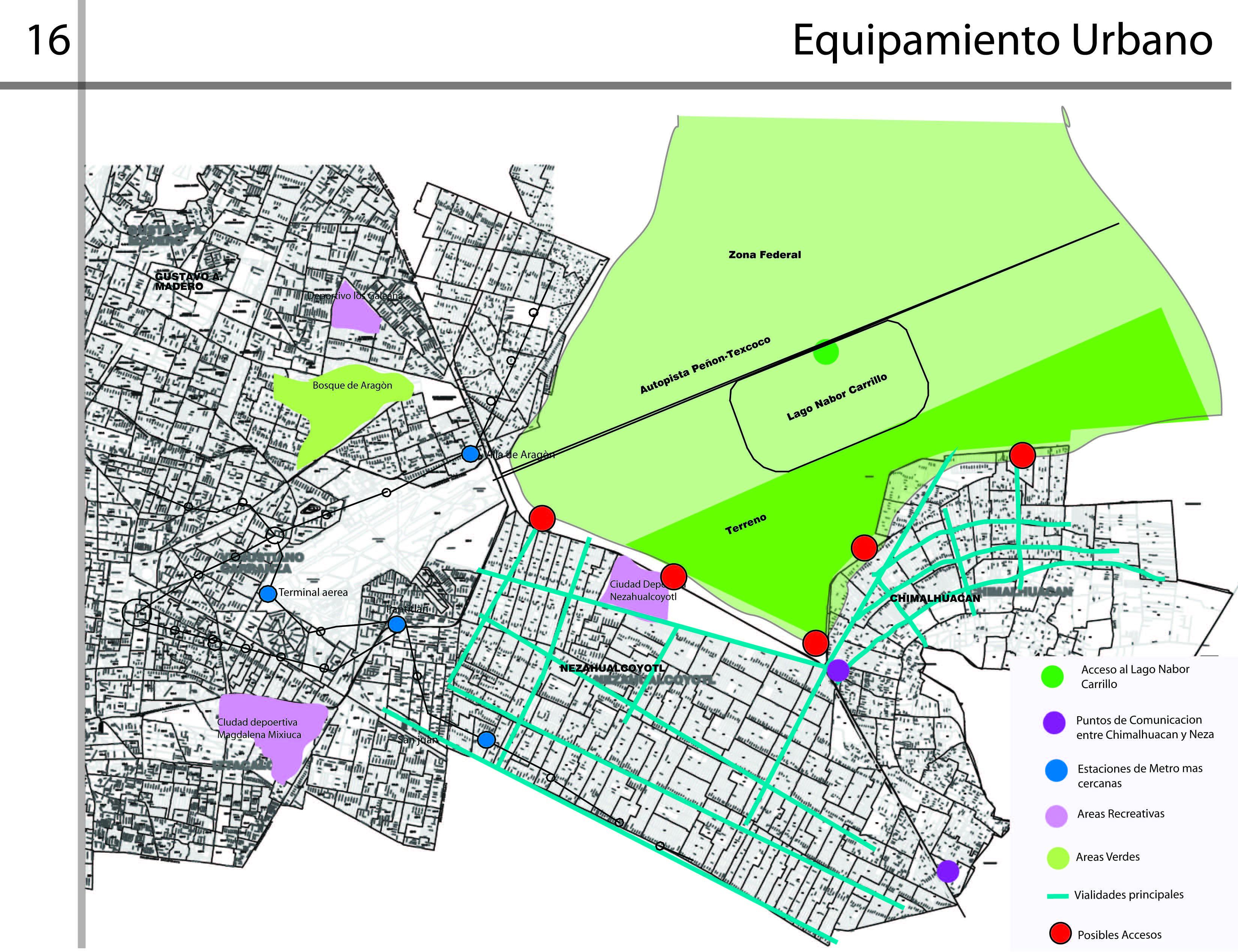 Equipamiento suministro o entrega del equipo necesario for Equipamiento urbano arquitectura pdf