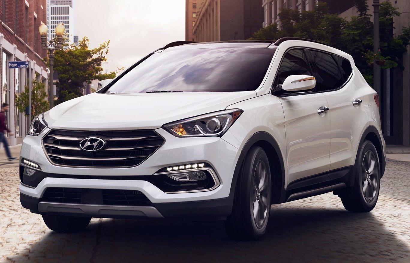 Best 2018 Hyundai Santa Fes Spy Shoot Hyundai Santa Fe Sport Hyundai Santa Fe Santa Fe Sport