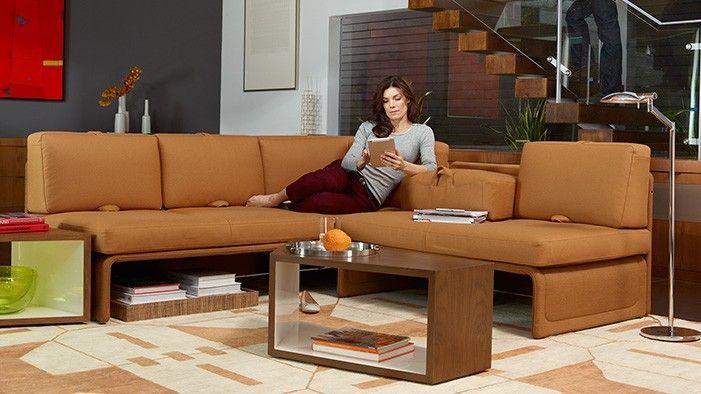 100 Spring Cushion Sofa Pocket