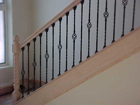 Best Staircase Banitster How Much Lowes Railing Install 640 x 480