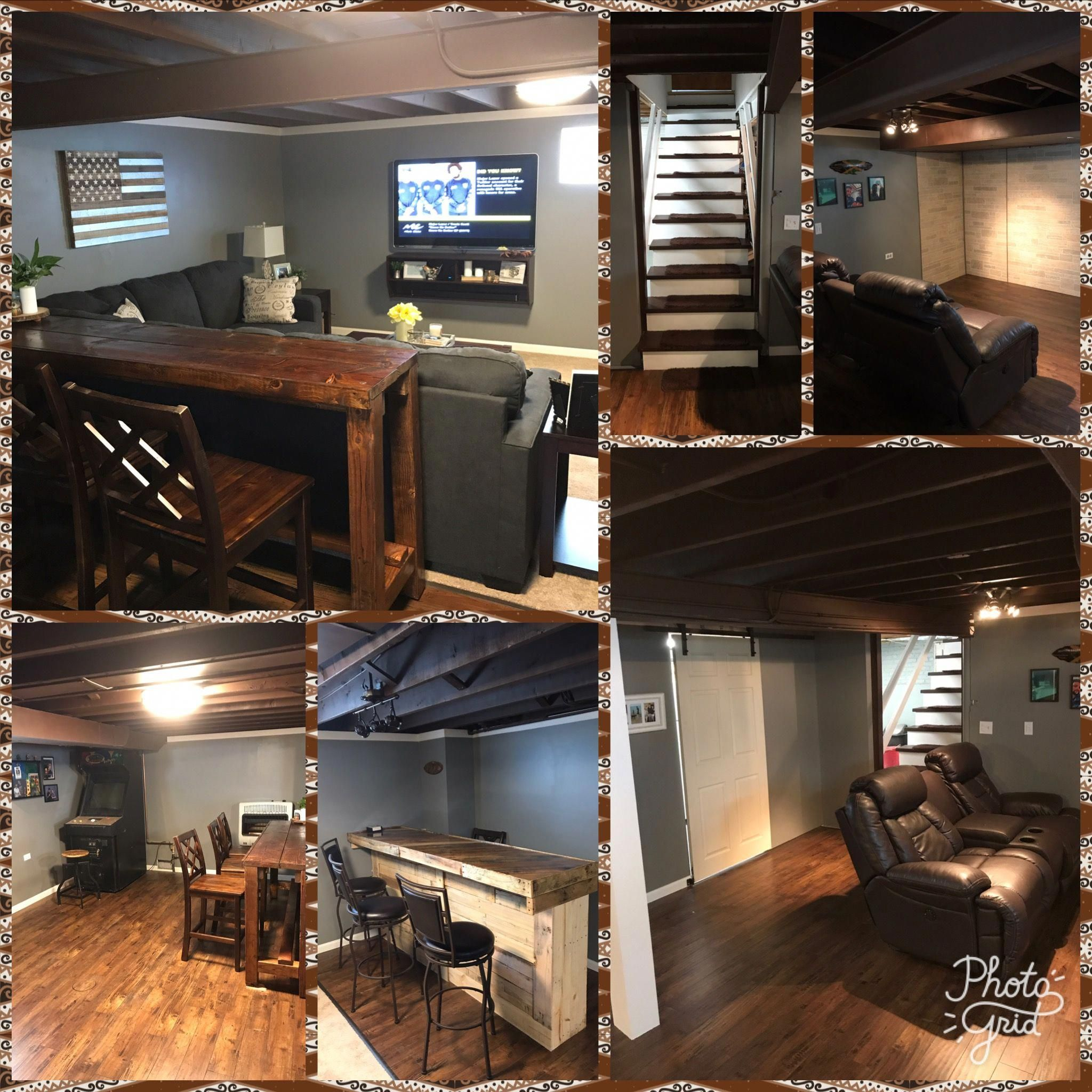 man cave ideas and a guide to a successful design small on incredible man cave basement decorating ideas id=91124