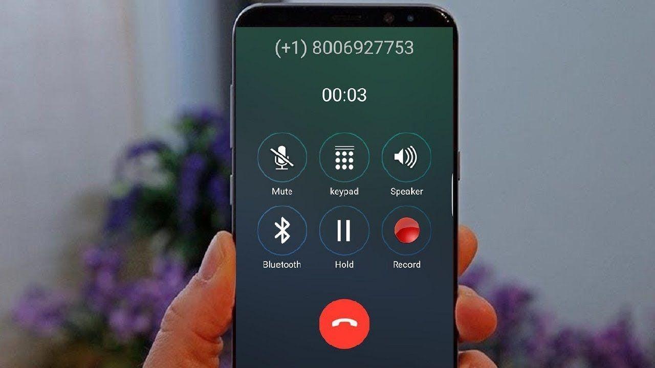 طريقة تسجيل المكالمات الهاتفية تلقائيا للاندرويد للأجهزة الحديثة Phone Phone Call Tv Remote