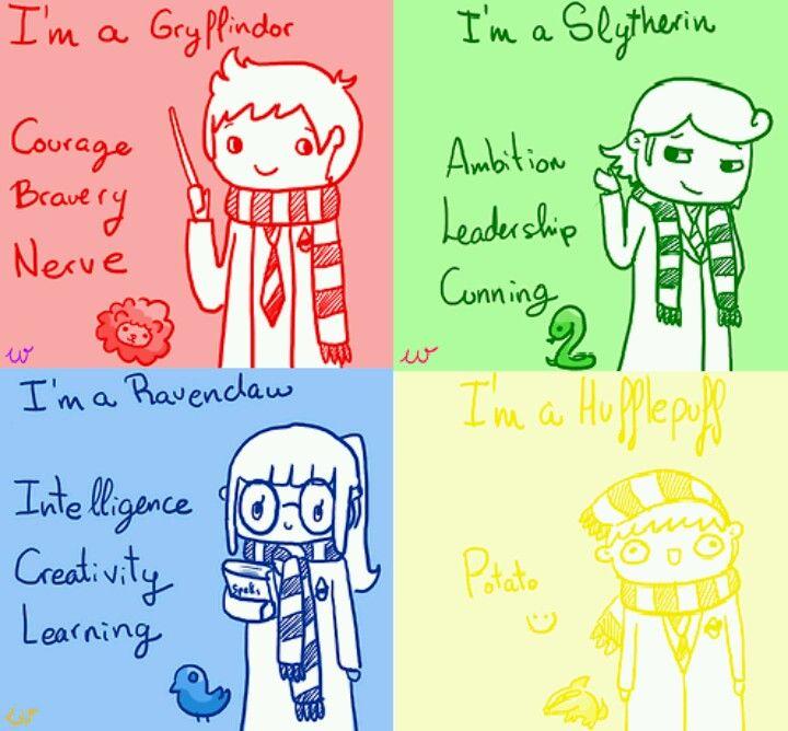 Haha happy Gryffindor x