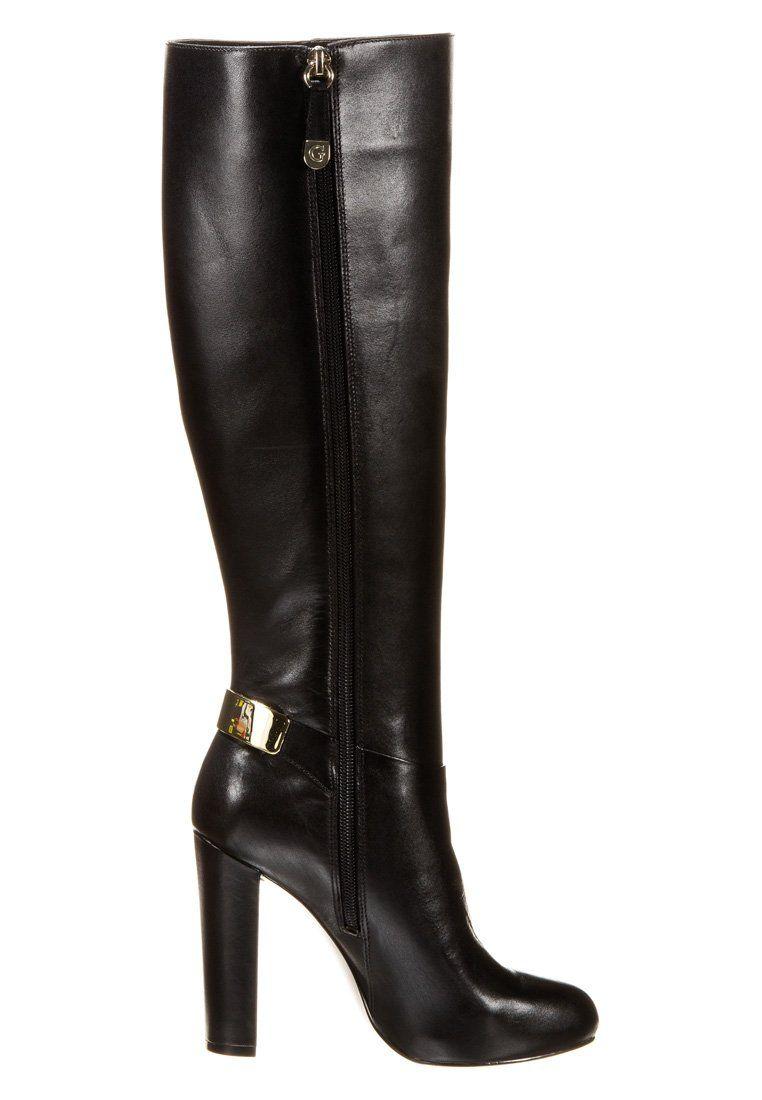 9cbf0f07 DORINE - Laarzen met hoge hak - black @ Zalando.nl 🛒 | YES ...