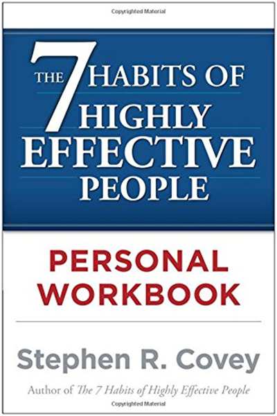 The 7 Habits Of Highly Effective People Personal Workbook Pdf Stephen R Covey Touchstone Internationally Renowned Le Highly Effective People 7 Habits Workbook